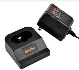 Cargador Bateria Bauker 12V Bp120m NUEVO