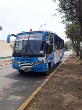 Venta de omnibus, Marca Mercedes Benz de 35 asientos