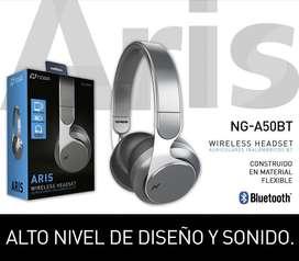 Auriculares Noga Bluetooth Ng-A50bt Aris