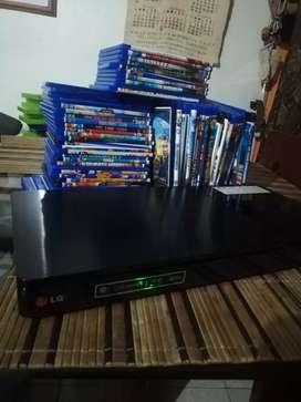 Blu-Ray LG 3D + 137 Películas