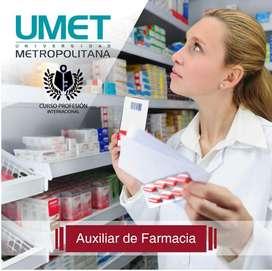 Auxiliar de Farmacia aux Farmacia
