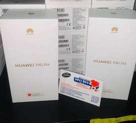 HUAWEI P40 LITE 128 GB 6RAM  VERDE Y NEGRO SOMOS DELIBLU MOVILES