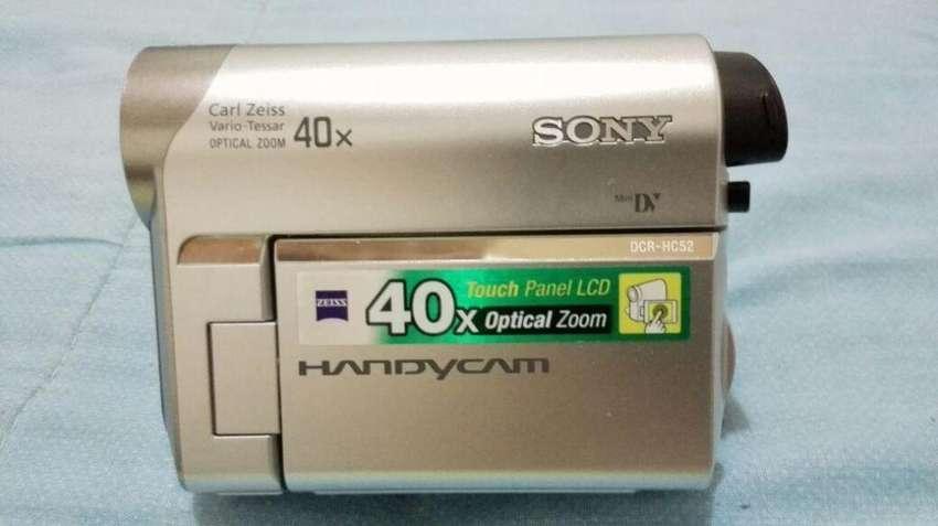 Vendo filmadora Sony DV 0