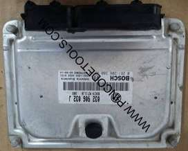 ECU de VW Suran Polo Fox Bora New Beatle con sistema Bosch ME 7.5.10  Varios modelos