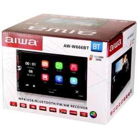 Vendo autoradio marca AIWA