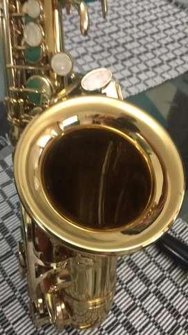 Saxofon soprano ariston