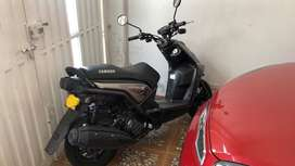 Se vende Yamaha bws x 2017