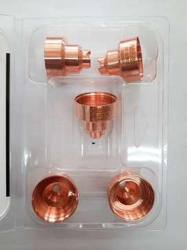 Escudo plasma Hypertherm powermax 45- 105 amp 220817 - 220818 cnc y manual