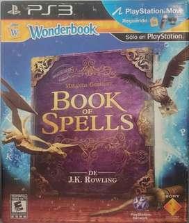 Wonderbook Book Of Spells PlayStation3