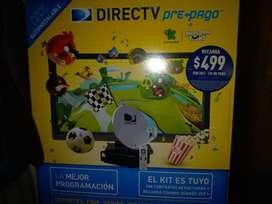 Pack 3 Antenas Satelital Nuevas