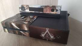 Xbox One Fat 500 Gb + Dos Controles + Kinect