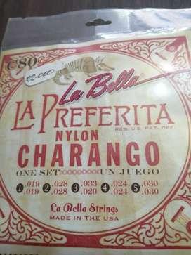 ENCORDADO PARA CHARANGO