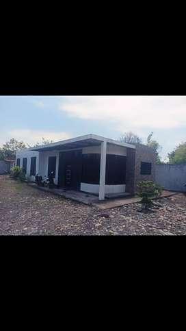 SE VENDE CASA EN EL COCA / FRANCISCO DE ORELLANA/ 130 m2 de construccion, Area total de terreno 630 m2