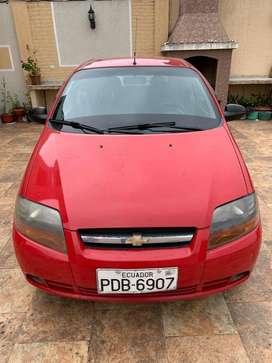 Flamante Chevrolet Aveo