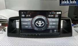 "Nueva Radio Toyota Corolla 2003 - 2004 - 2005 - 2006 - 2007 Android 10"""