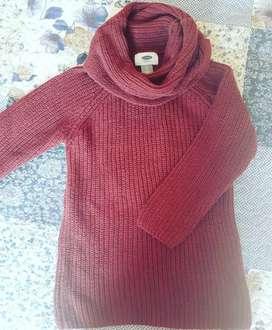 Suéter de Niña talla 4T Old Navy Oferta