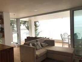 D154 - Alquiler Departamento en Salinas - 3 dormitorios Vista al Mar