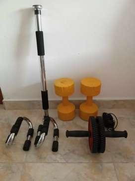 Implementos Gym