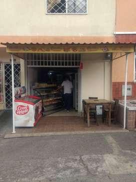 Panaderia - Se Vende panaderia en Armenia B/ La Clarita - Acreditada