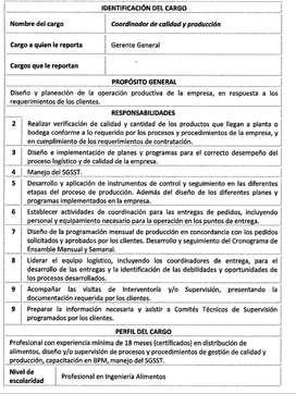 PROFESIONAL EN INGENIERÍA DE ALIMENTOS- INDUSTRIAL