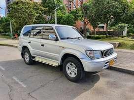 Vendo Toyota Prado VXA 4x4 Blindaje 2 Plus