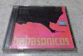 Babasonicos Miami Primera Edición