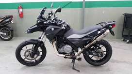 REMATO NUEVA BMW G650Gs (2,000 km): G 650 1.5K EXTRAS y PLACA MAY 2019