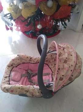 Combo Porta bebé - Caminador
