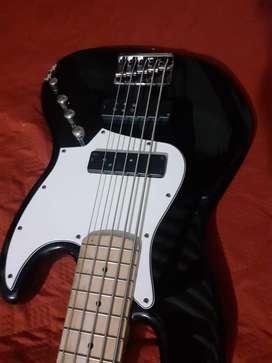Fenderz Squier Jazz Bass 5 Cuerda activo