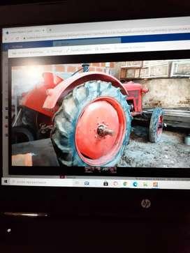 Tractor hanomag 35