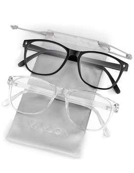 Marcos para lentes, armazon 2x1