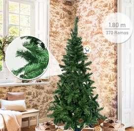 árbol de navidad 180 cm alto