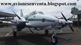 KING AIR C90 Registrado en Colombia