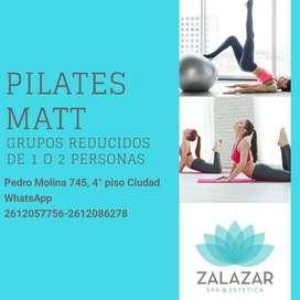 Clases personalizadas de yoga y pilates