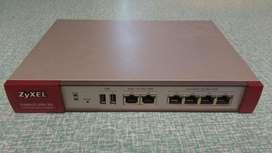 Vendo Router Zyxel Usg 50 Rackeable