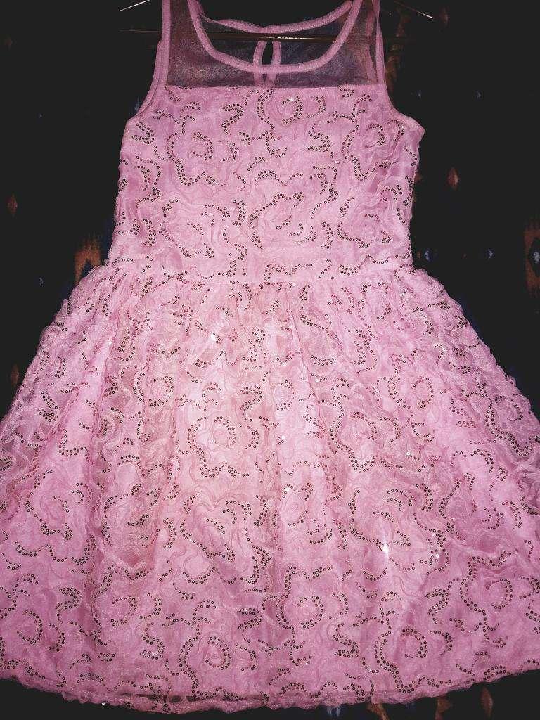 Vestido Bello con Lentejuelas 0