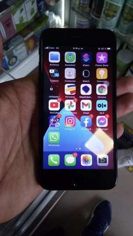 Iphone 7 sin huella