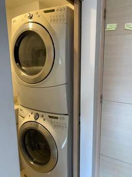 Combo lavadora secadora