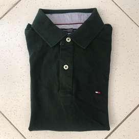 Camisa tipo polo marca tommy hilfiger original