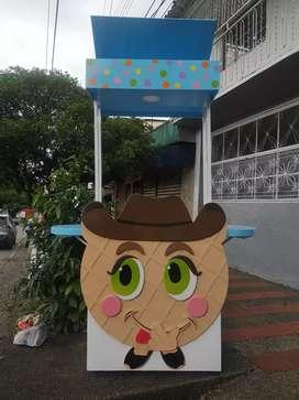 Carrito stand