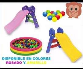 Rodaderos tableros piscinas pelotas y tapetes