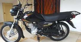 Moto Yamaha crux 110