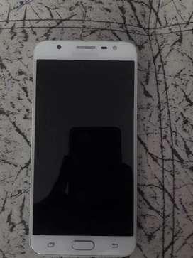Vendo flamante celular Samsung J7 prime