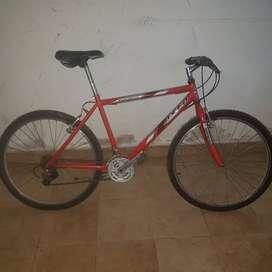 Bicicleta Oxea Niger.