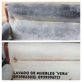 Limpeza de muebles
