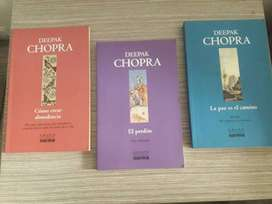 Libros Deepak Chopra