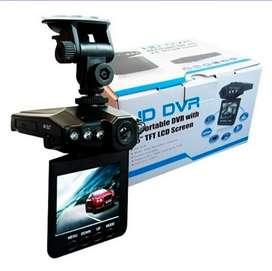 Camara DVR carro hd visión nocturna pantalla 2.5 camcorder