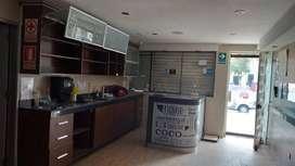 Alquiler de Local Comercial en Miraflores.