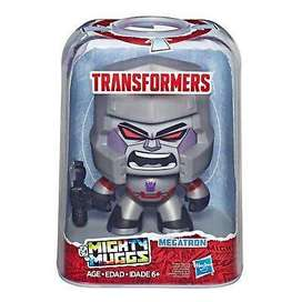 Mighty muggs transformer megatron