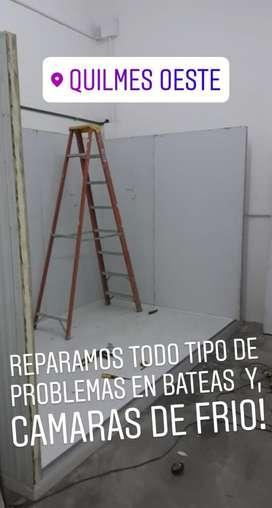 RESTAURAMOS  TU HELADERA COMERCIAL BATEAS  CAMARAS, PUERTAS BURLETES..
